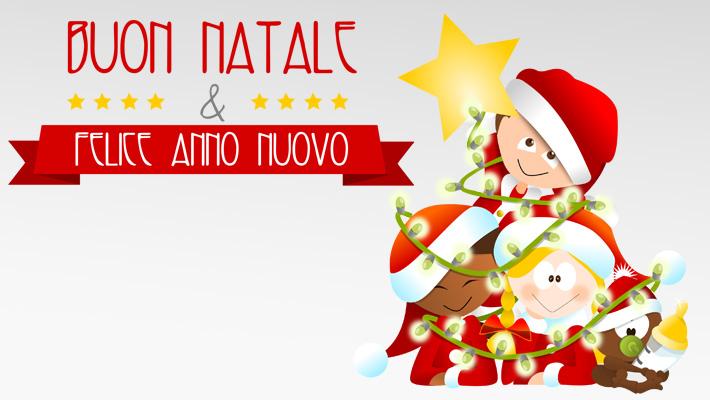Immagini Di Natale Di Bambini.Gli Auguri Di Natale Dei Bambini Delle Scuole Fondazione