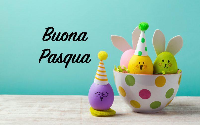 Gli auguri di Pasqua dei bambini delle scuole